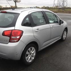 Citroën C3 grise