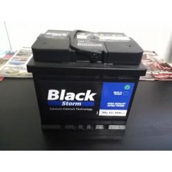 Batterie de voiture BlackStorm 50Ah 12V 450 A(En)