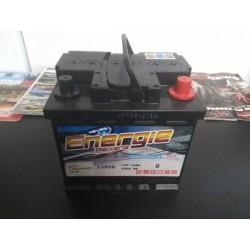 Batterie de voiture ENERGIE 12V 50AH 400A(En)